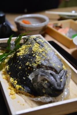 雪花菜寿司