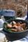 鮭とチンゲン菜のミルク煮