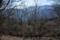 祖谷の山並み