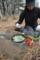 エビとインゲンのマヨ炒め