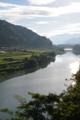 吉野ダム湖
