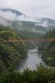 大栃の吊橋