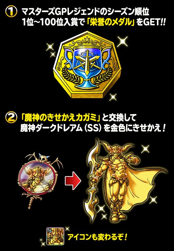 栄誉のメダル