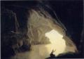サレルノ湾の洞窟
