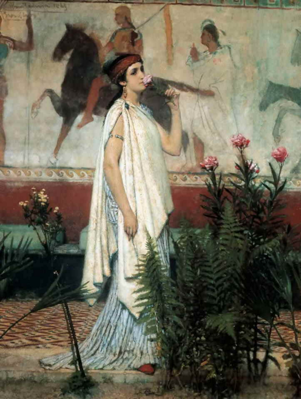 2ギリシャの女性