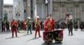ドルマバフチェ宮殿でのメフテル演奏