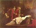 ロミオとシュリエットの亡骸