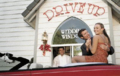 drive through wedding chapel