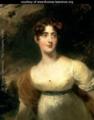 Portrait of Lady Emily Harriet Wellesley Pole