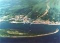 むつ市大湊港
