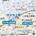 幸福書房地図