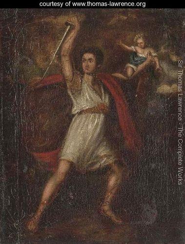John Philip Kemble as Rolla in Pizarro