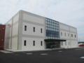 福島第一原発の免震重要棟