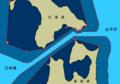 図のように津軽海峡それ自体は公海