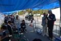 基地建設に反対する市民の集会