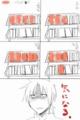[日記]バイト先の本棚