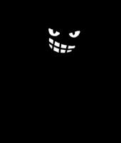 悪者のイラスト