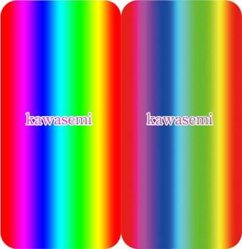 色味の違いの画像2