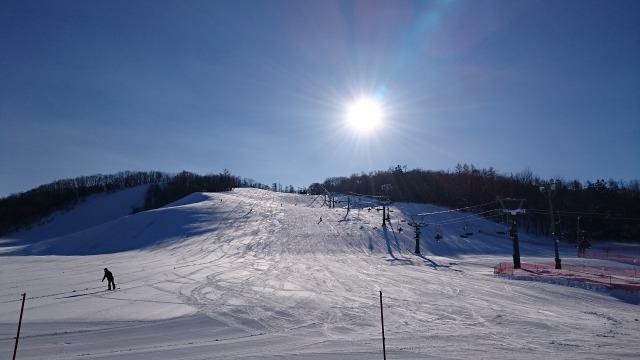 幕別白銀台スキー場