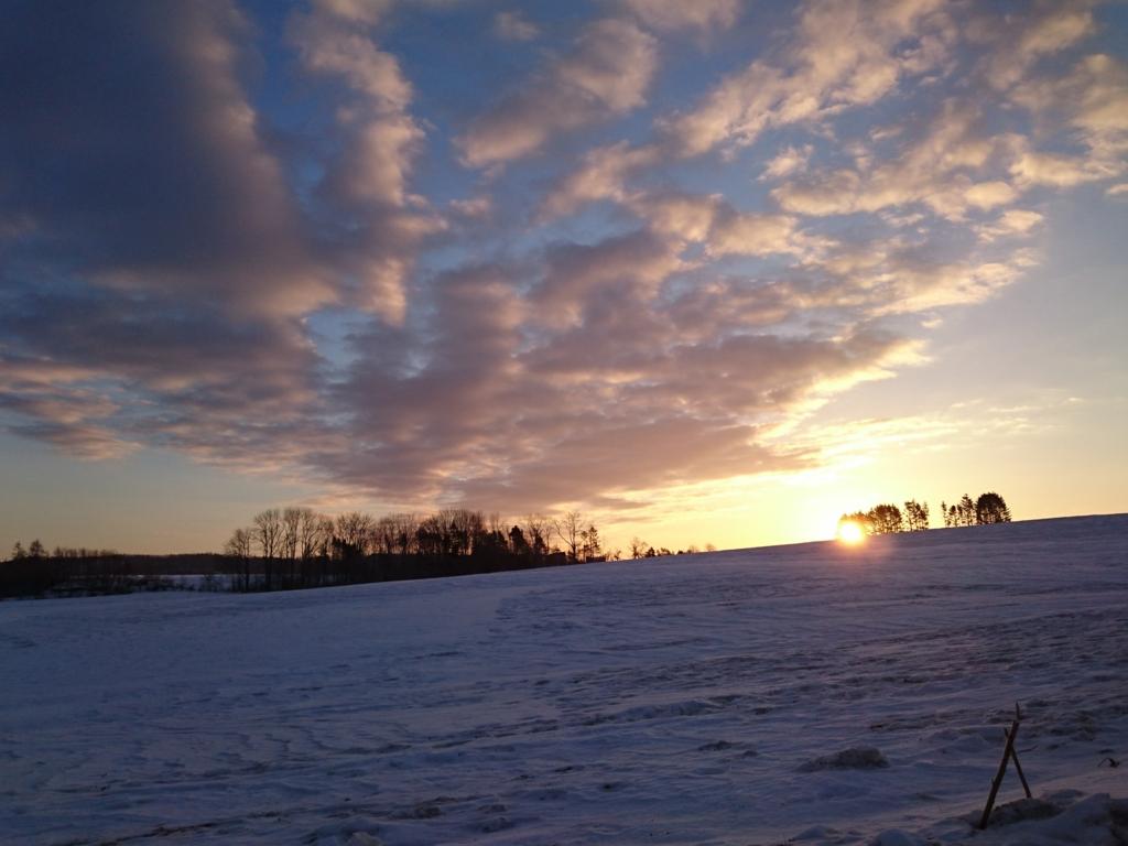 夕日も朝日もキレイな町,池田町地域おこし協力隊blog