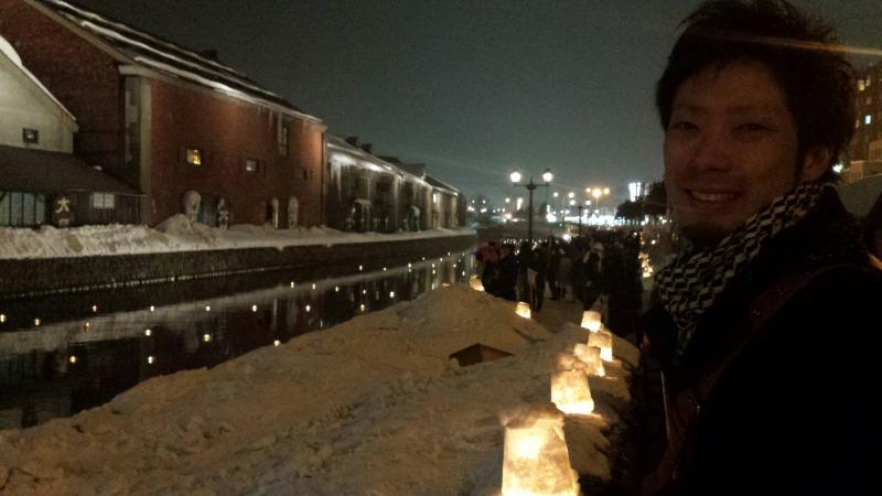 小樽雪灯りの路,池田町地域おこし協力隊blog