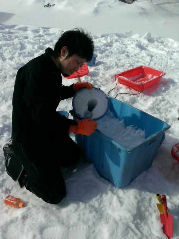 キャンドル作り,池田町地域おこし協力隊blog
