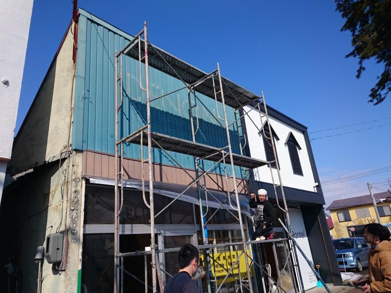 REDPOINT外壁塗装