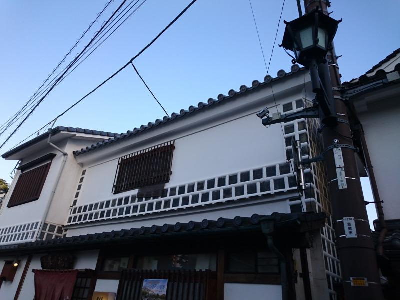 美観地区建物,池田町地域おこし協力隊blog