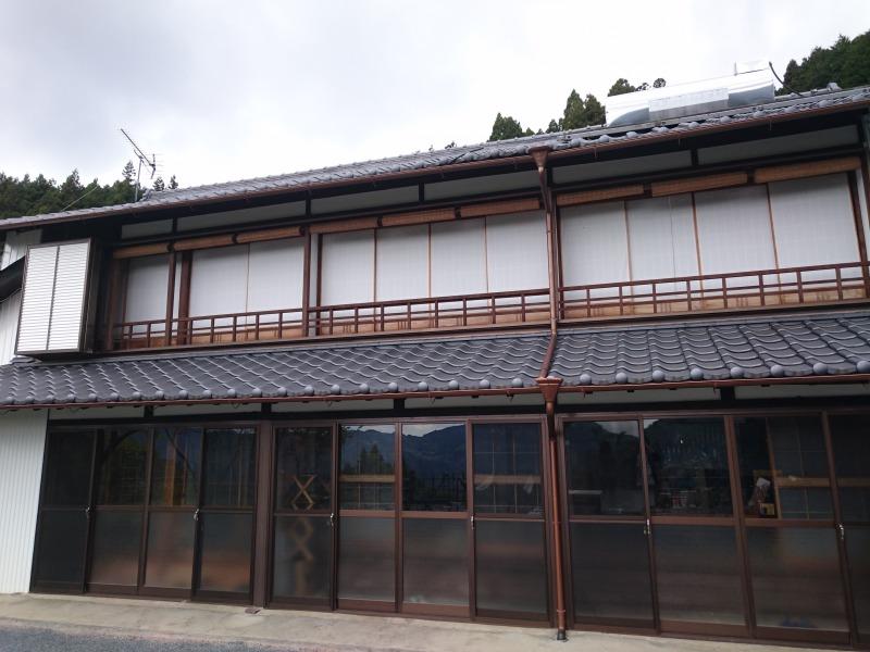 ゲストハウス縁外観,池田町地域おこし協力隊blog