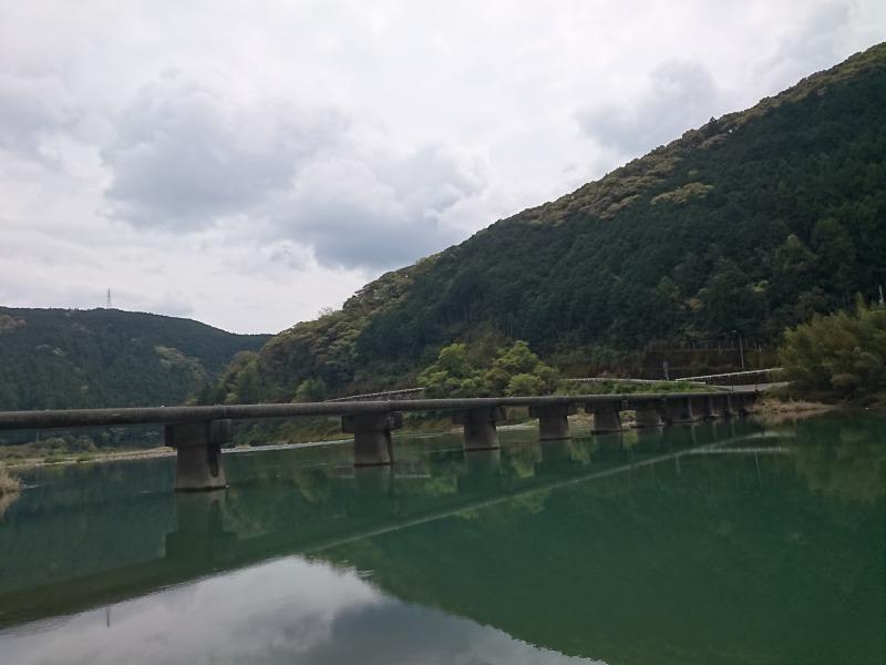 片岡沈下橋,池田町地域おこし協力隊blog