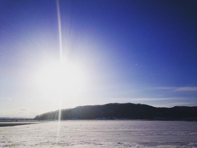 晴れたらいいねのフンベ山,池田町地域おこし協力隊blog