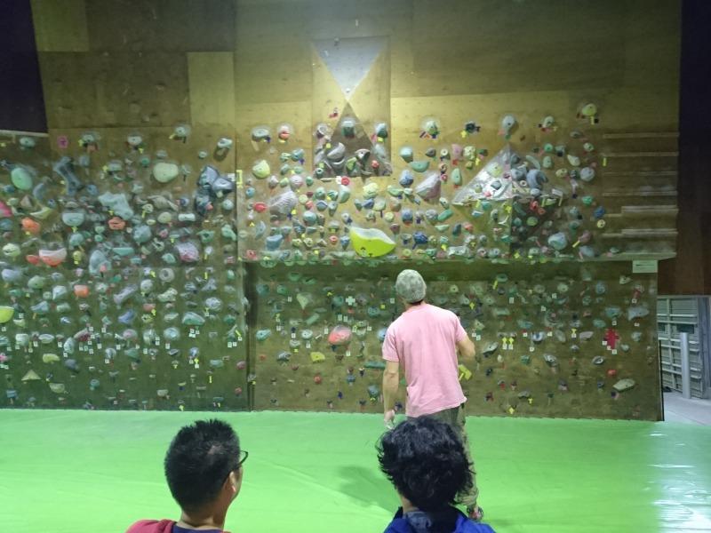 スポーツクライミングジム十勝,池田町地域おこし協力隊blog