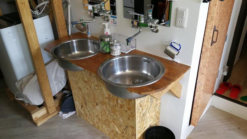 アサヒカワライド 洗面所