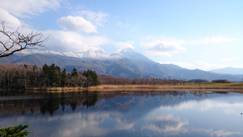 知床五胡の景色