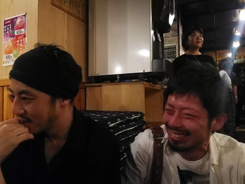 西野氏とツーショット