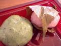 桜餅と柏餅