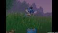 [ドラクエ]撮影場所「キリカ草原」:「なんかやばいやつがいるぞ……?」