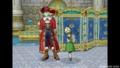 [ドラクエ]撮影場所「ヴェリナード城 魔法戦士サロン」:海賊J装備か赤魔道士
