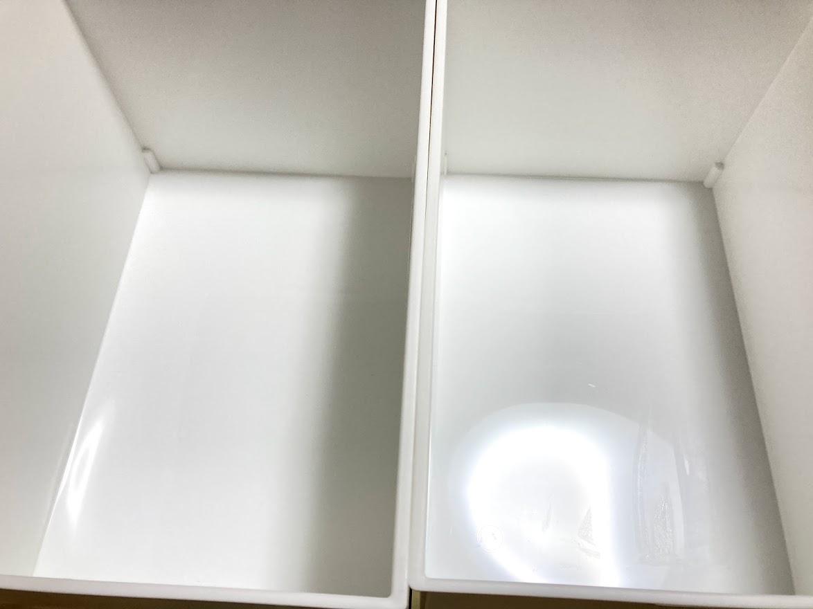 BOXを拭く