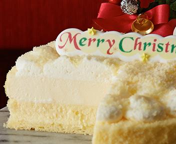 ルタオ ドゥーブルフロマージュ クリスマスケーキ