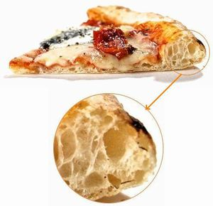 森山ナポリおいしいピザの秘密!