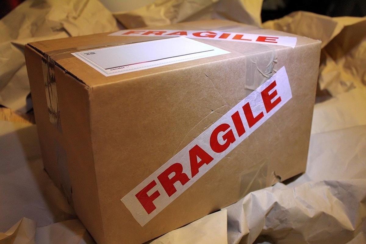これはダンボールの箱です