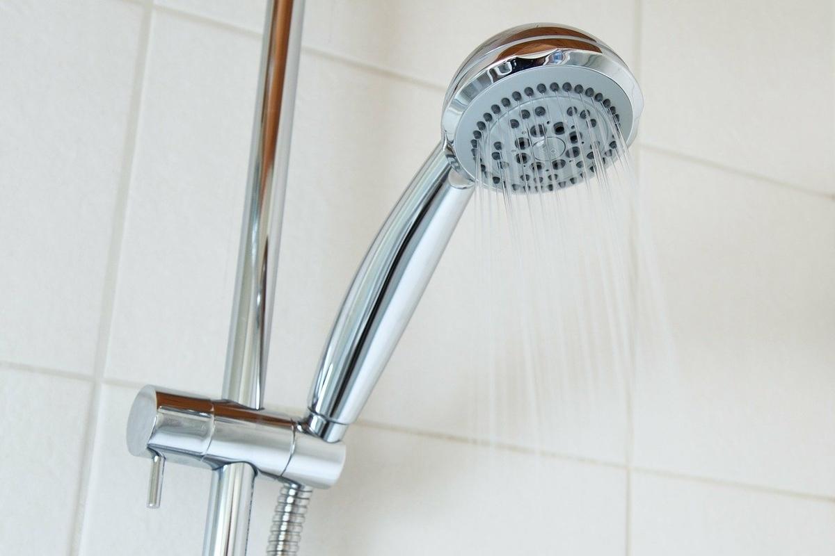 これはシャワーヘッドです