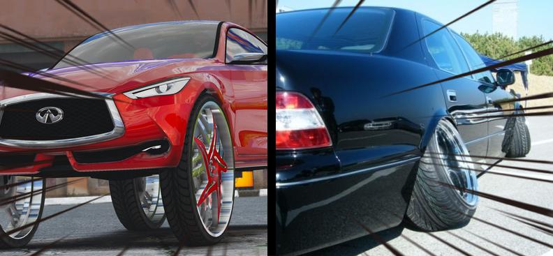 鬼キャン vs donk 日本の魔改造車vsアメリカのカスタムカー海外の反応