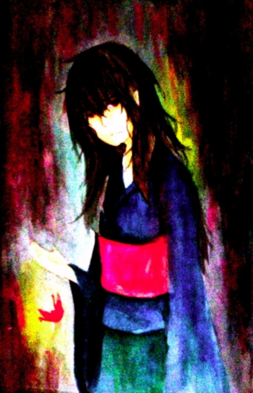 折り鶴の闇