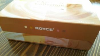 ROYCE' ロイズ ミルクチョコレート