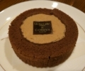 GODIVA ローソン キャラメルショコラロールケーキ