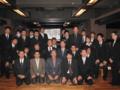 平成20年度 OB総会 集合写真