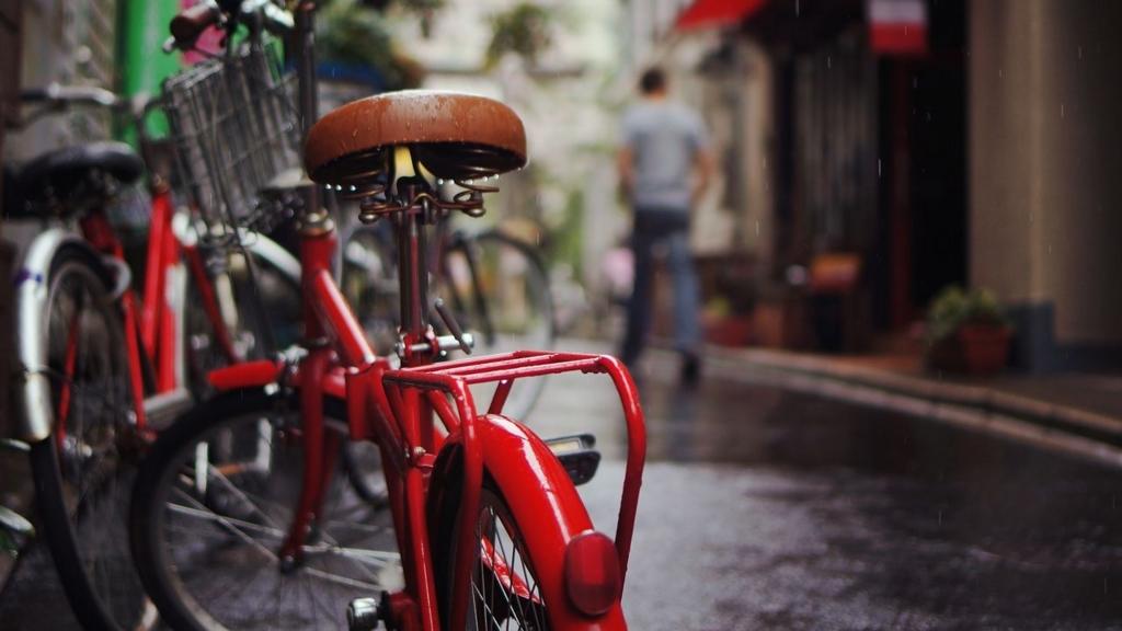 自転車の盗難について