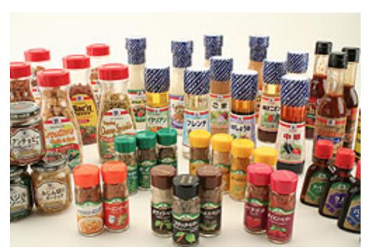 マコーミック(MKC)の製品群。世界最大級の調味料メーカー